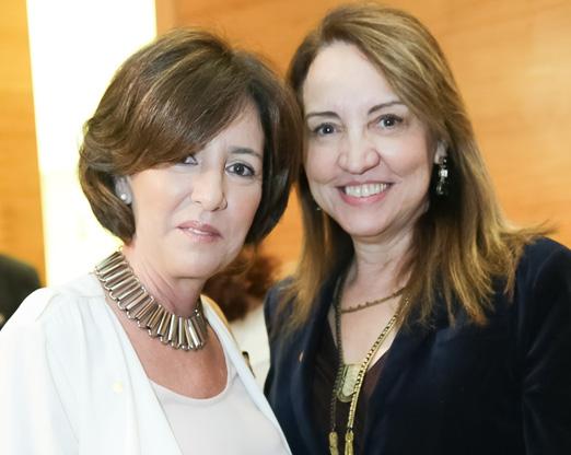 Ana Verol e Sumaya Neves