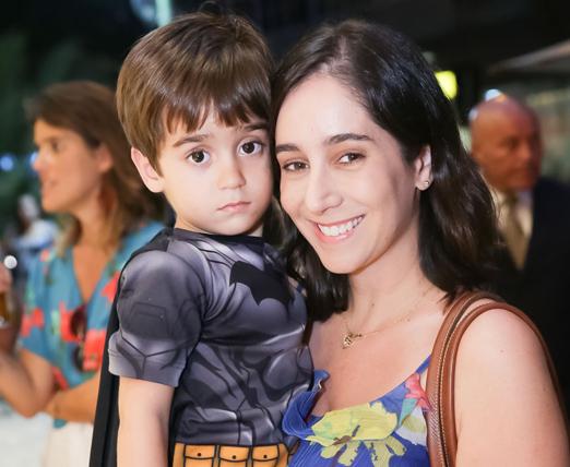 Antonia Leite Barbosa e Felipe