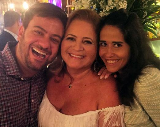 Bruno, Renata e Paula
