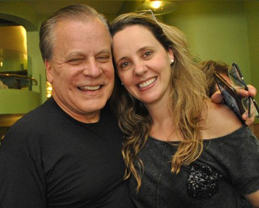 Chico Pinheiro e Leda Rielli