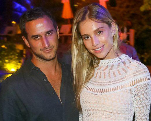 Daniel Fonseca e Bruna Mattos