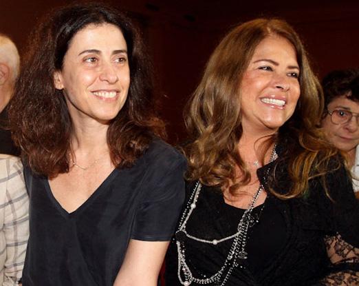 Fernanda Torres e Lou de Oliveira