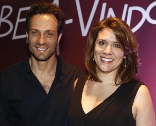 Fernando Pavão e Maria Elisa
