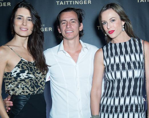Fran Zanon, Marcel Sucena Vieira da Cunha e Camila Macedo