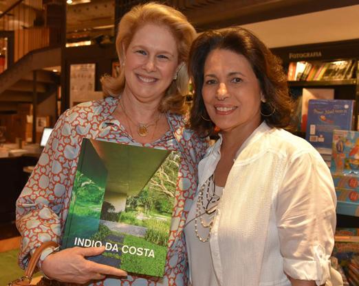 Glória Severiano Ribeiro e Ana Maria Índio da Costa