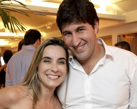 Juliana Siqueira e André Moll
