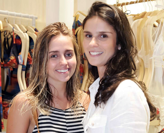 Luisa Schroder e Cica Friedheim