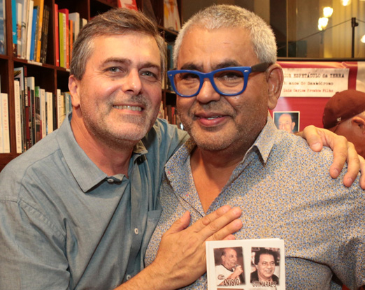 Luiz Carlos Prestes Filho e Jayder Soares