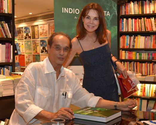 Luiz Eduardo e Patricia Mayer