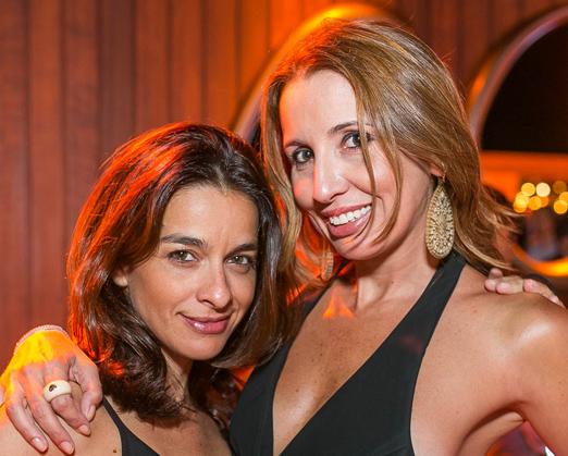 Luiza Figueira e Duda Pereira