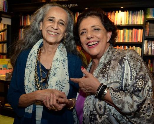 Maria Bethânia e Leda Nagle