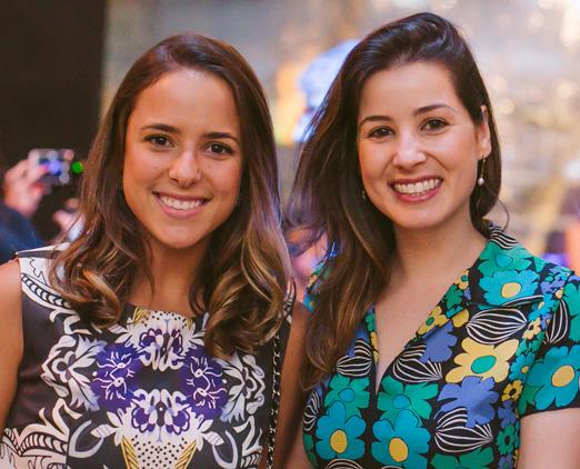 Marina Mattar e Carla Campos