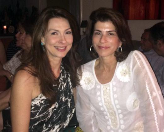 Mylene Peltier e Patricia Peltier