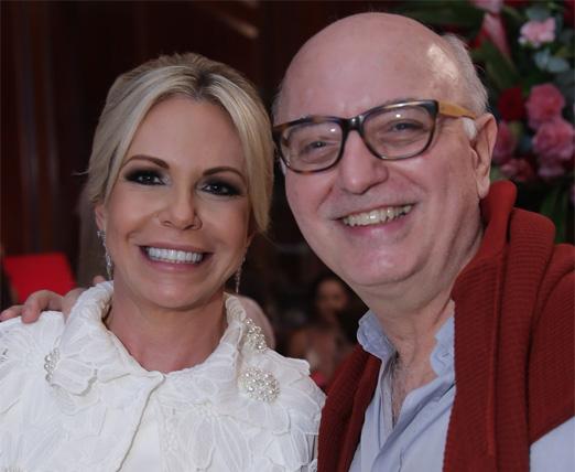Nina Kauffmann e Alberto Sabino