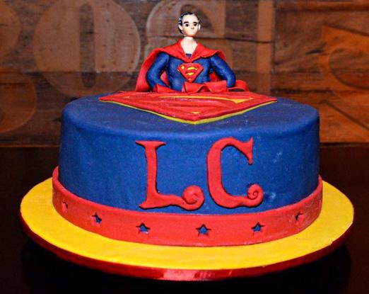 O bolo de Luiz Claudio Berman