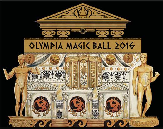 Olympia Magic Ball 2016