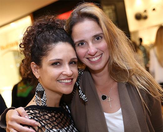 Patricia Furtado e Ana Sá