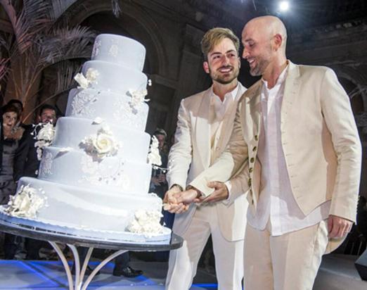 Paulo Gustavo e Thales
