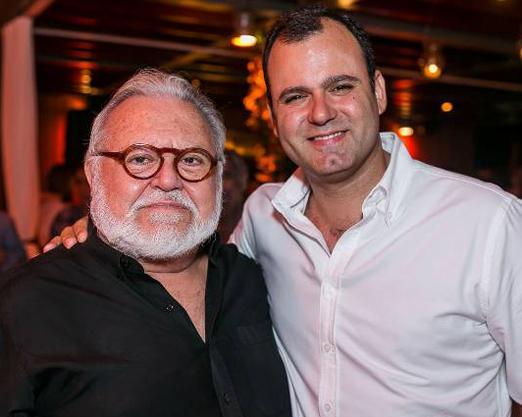 Ricardo Amaral e Erick Figueira de Mello