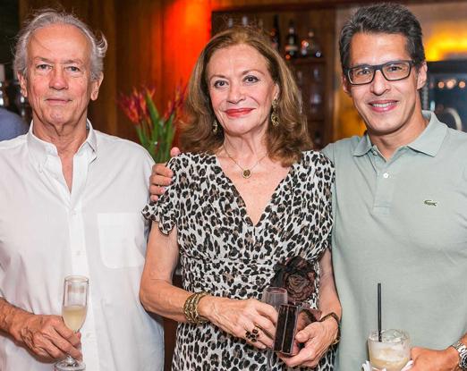 Ricardo de Castro, Vanja Chermont de Britto e Theo Chermont de Britto