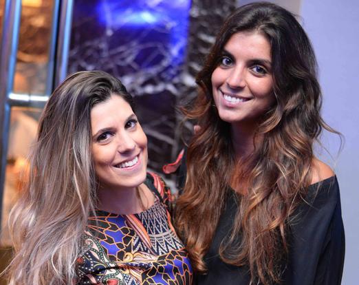 Roberta Simões e Marcella Moura