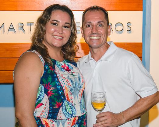 Sarah Gonzaga e Juliano Goersch