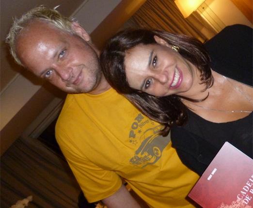 Sergio Roitman e Narcisa