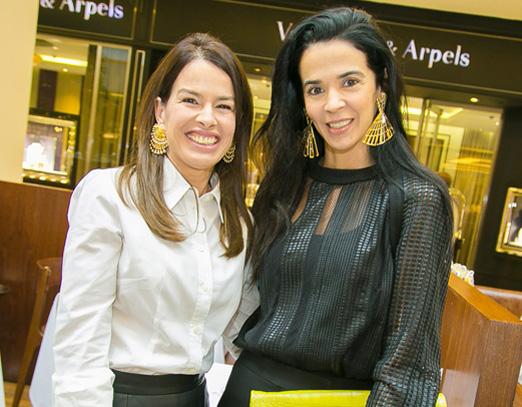 Soraya Rodrigues e Ana Paula Appolinario