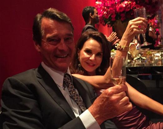 Teddy Seiler e Patricia Mayer