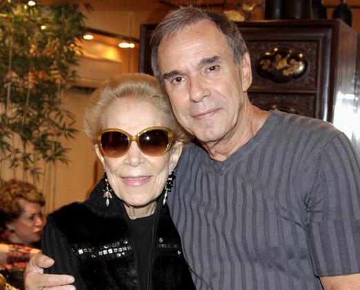 Valeska Carvalho e Sergio Carvalhal