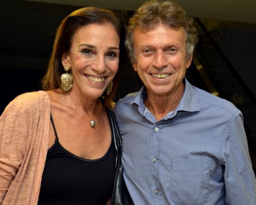 Alicinha Silveira e Marco Rodrigues