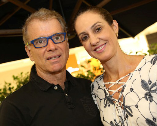 Bernardinho e Fernanda Venturini