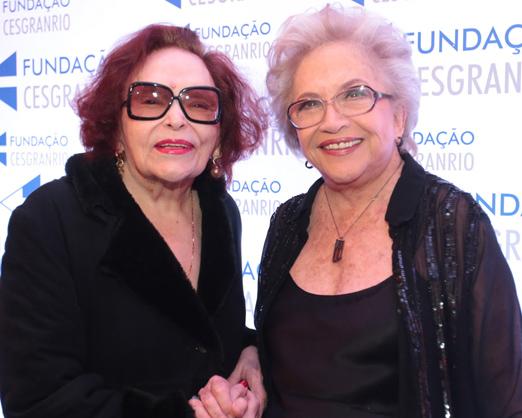 Bibi Ferreira e Nathalia Timberg