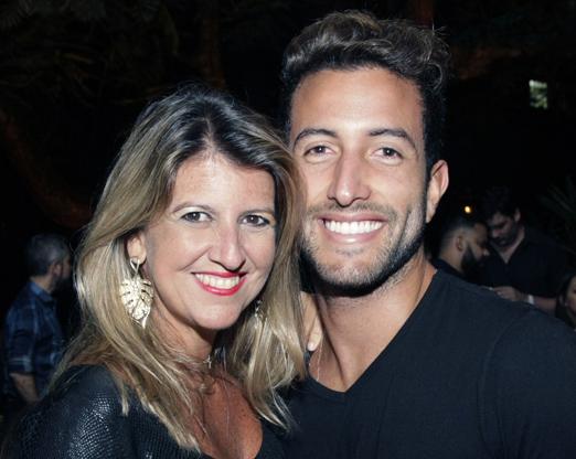 Dany Padilla e Thiago Hermida