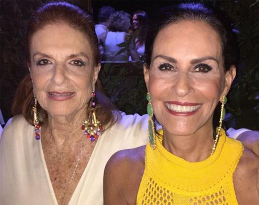 Eliana Moura e Beth Pinto Guimarães