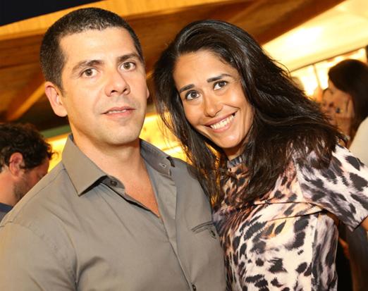 João Ricardo Coelho e Paula Severiano Ribeiro