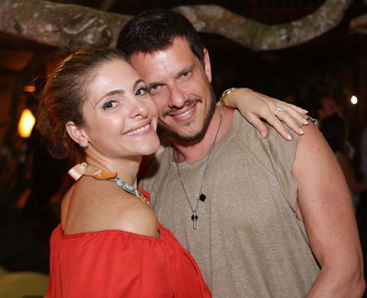 Karen Almeida e Cristiano Gambogi