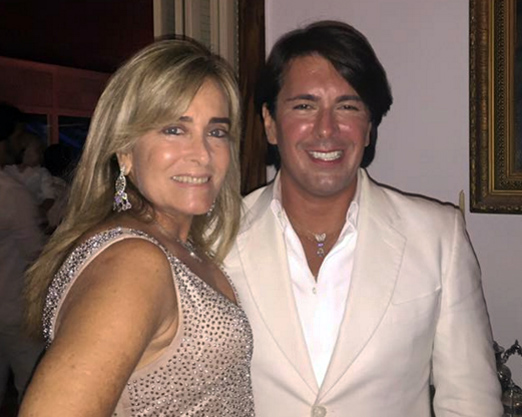 Leila Albuquerque e André Ramos