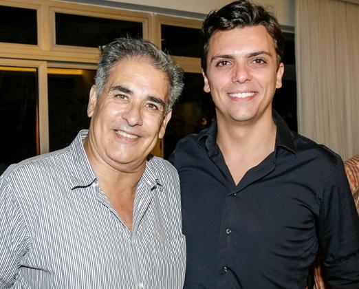 Luis Villarino e Osvaldo Novais