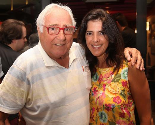 Luiz Gustavo e Cris Botelho