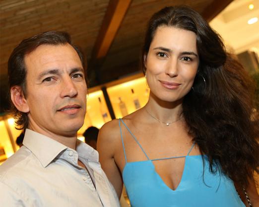 Marcel Vieira e Fran Zanon