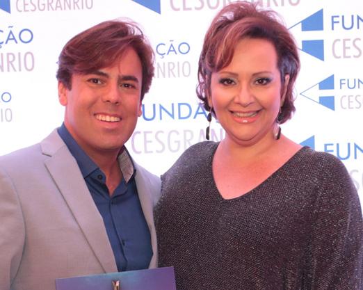 Marcio Gomes e Gottsha
