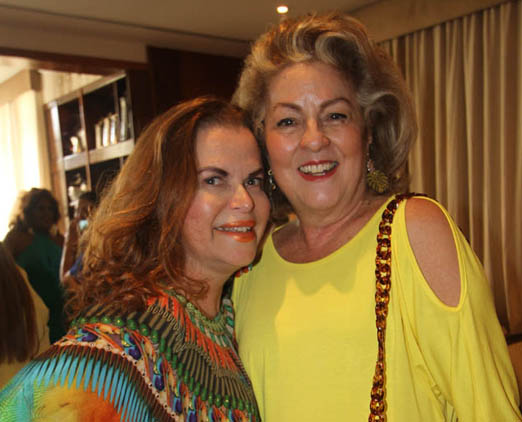 Marininha Felfeli e Margareth Padilha