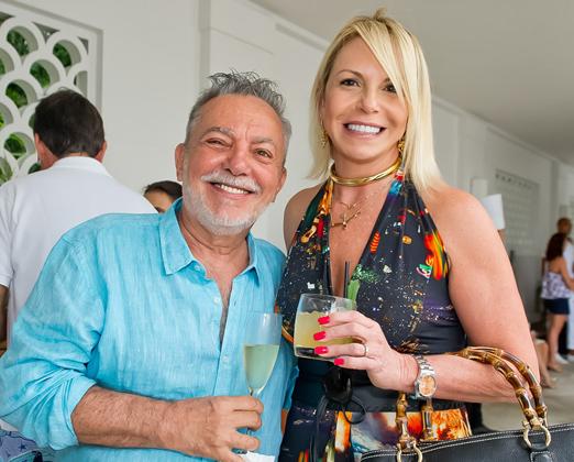 Mario Borriello e Nina Kauffmann