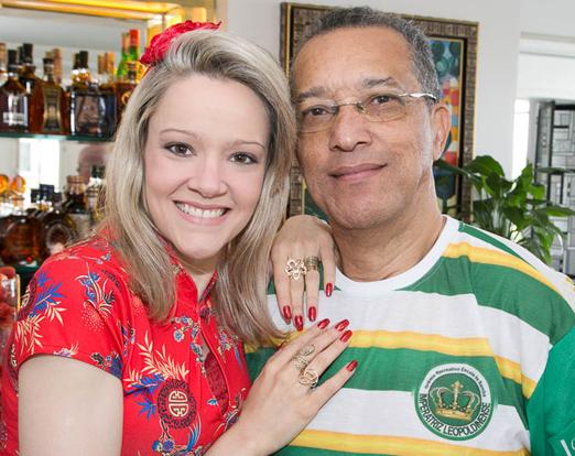 Roberta Fonseca de Castro e Amaro Leandro Barbosa