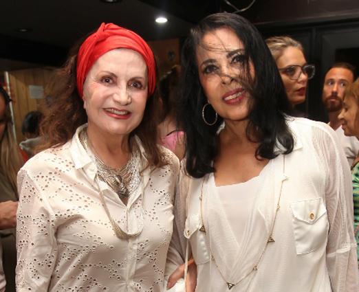 Rosamaria Murtinho e Maria Luiza de Mendonça