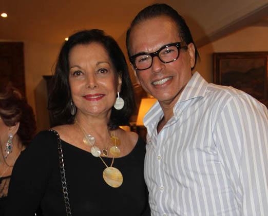 Sonia Romano e Heckel Verri