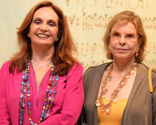 Sueli Stambowsky e Marli Lima