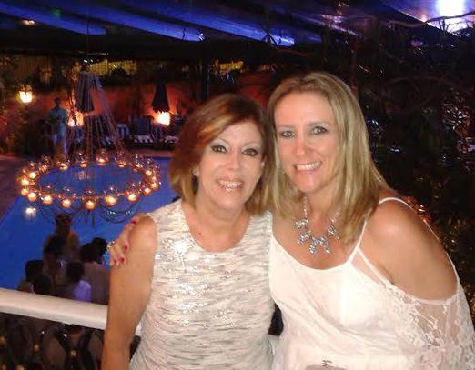 Sylvia de Castro e Ana Luiza Siaudzionis