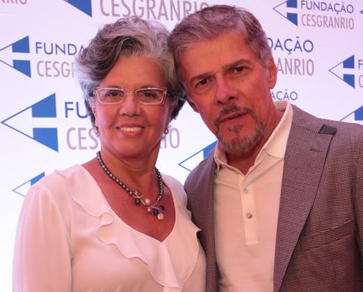 Vera Fajardo e José Mayer